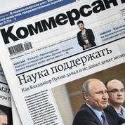 Russie: nouveau tour de vis du pouvoir sur les médias