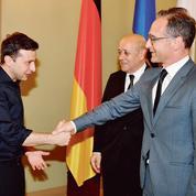 Ukraine: Bruxelles au secours de Zelensky