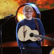 En tournée en France, Ed Sheeran rend visite à des enfants malades à Lyon