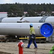 Le Danemark bloque toujours le nouveau gazoduc russe Nord Stream