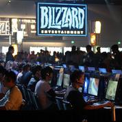 Jeux vidéo: Blizzard coupe dans ses effectifs en France