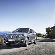BMW X1, un restylage et une version hybride