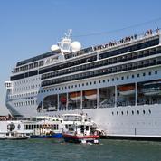 Pourquoi les paquebots de croisière continuent d'accoster à Venise?