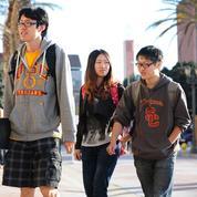 Les jeunes Chinois boudent les États-Unis