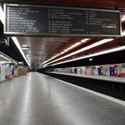 À Paris, des purificateurs d'air installés dans des stations de métro et de RER