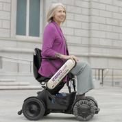 Toulouse: des fauteuils roulants électriques en libre-service dans des parkings
