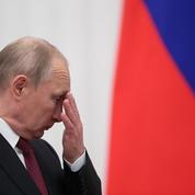 Les sondeurs russes embarrassés par l'impopularité grandissante de Poutine