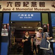 Le Musée de Tiananmen menacé à Hongkong