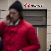 Le chinois Huawei vacille sous les coups de Washington
