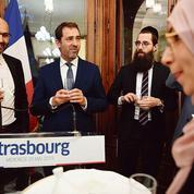 À Strasbourg, Castaner valorise l'islam à l'alsacienne
