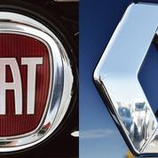 La fusion de Renault et de Fiat négociée pied à pied