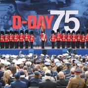 À Portsmouth, vétérans et dirigeants mondiaux célèbrent le «Jour J»