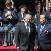 Pourquoi Poutine n'a-t-il pas été invité aux cérémonies du D-Day?