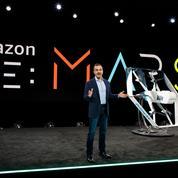 Voici les nouveaux drones livreurs d'Amazon