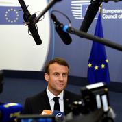 Sondage: regain de confiance pour Emmanuel Macron