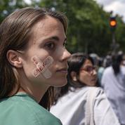 Manifestation des urgentistes: les médecins déçus par les annonces de Buzyn