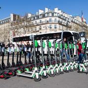 Paris: Hidalgo prend des mesures contre les trottinettes électriques