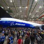 Boeing: le programme 777X menacé de retard