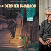 François Schuiten: «Arrêter la BD? Il ne faut jamais dire jamais!»