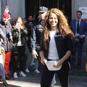 Shakira interrogée par la justice espagnole pour fraude fiscale