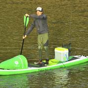 Cet été, yoga, pêche ou bivouac en paddle