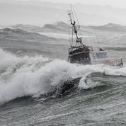 La tempête Miguel se dirige vers le nord de la Bretagne et la Manche