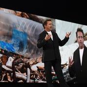 Robert Downey Jr. se prend pour Iron Man et veut sauver le monde de la catastrophe