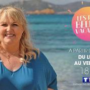 Valérie Damidot passe ses «plus belles vacances» sur TF1