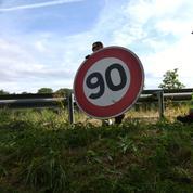 Assouplissement des 80 km/h: la carte des départements prêts à revenir à 90 km/h