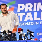 Les clés pour comprendre le triomphe romain de Matteo Salvini