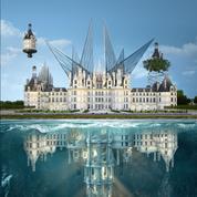 Les étudiants en architecture parachèvent le château de Chambord
