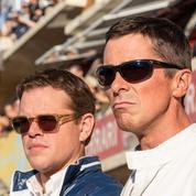 Christian Bale et Matt Damon mettent la gomme dans la bande-annonce de Le Mans 66