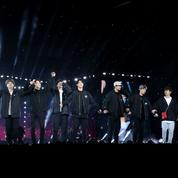 BTS: contre vents et marées, le groupe de K-pop fait frissonner le Stade de France