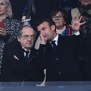 Turquie-France: Macron juge «inacceptables» les sifflets lors de la Marseillaise