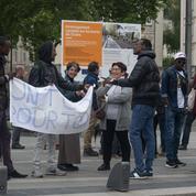 Nantes: 500 migrants au cœur d'un imbroglio