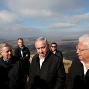 Sur le plateau du Golan, bienvenue à Trump City