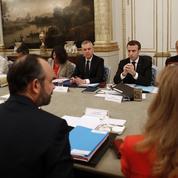 Macron met la pression sur ses ministres pour des résultats plus «concrets»