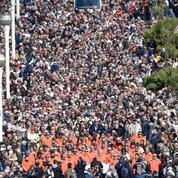 Aux Sables d'Olonne, les sauveteurs en mer honorés par la foule