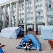 La Moldavie, en crise, s'offre un pouvoir à deux têtes