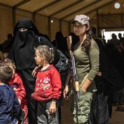 Syrie: douze enfants de familles djihadistes ont atterri en France