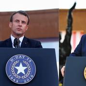 D-Day: les coulisses du bras de fer protocolaire entre Macron et Trump