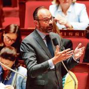 Après des mois d'arrêt, Édouard Philippe veut relancer la machine à réformer