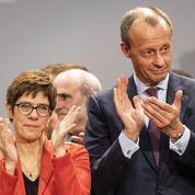 La bataille pour la succession d'Angela Merkel est relancée