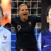 Quelles études ont fait les joueuses de l'équipe de France de football?