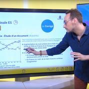 Bac: révisez l'épreuve de SES avec notre corrigé vidéo