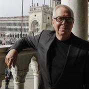 L'architecte David Chipperfield au chevet des Procuraties de Venise