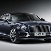 Bentley Flying Spur, le luxe et la performance