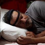 Nous avons testé: un bandeau pour le sommeil