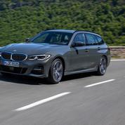 BMW Série 3 Touring, le break aux gènes sportifs