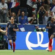 TF1: le succès des Bleues fait s'envoler la pub